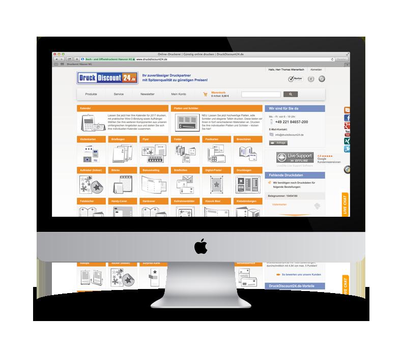 Online Druckerei