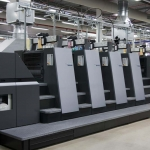 Druckmaschine IIIB-Format