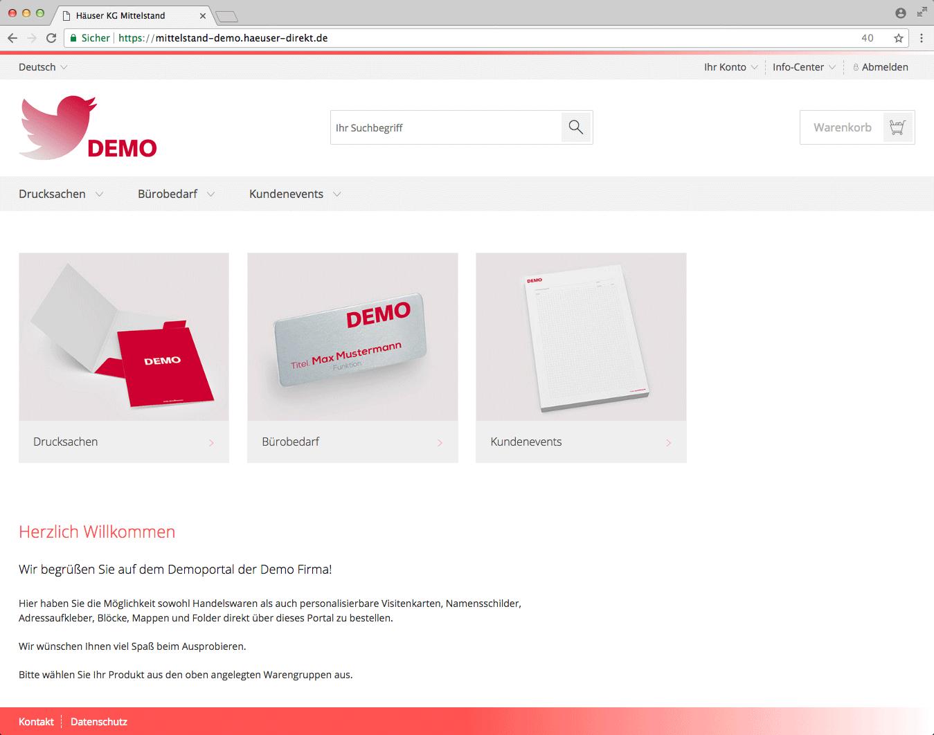 Web-to-Print – Sparen Sie bares Geld mit Ihrem eigenen Printshop