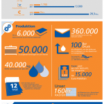 Infografik Druckerei in Köln